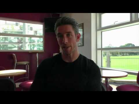 Brad Jones on competition with Ben Williams