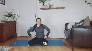 Pilates Side Bend