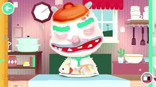 Learn Cooking for Children Funny Kids Games with Toca Kitchen 2 (By Toca Boca) Gameplay
