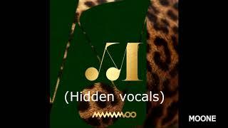 마마무 (MAMAMOO) - 잘자 (Good Night) [Hidden Vocal]