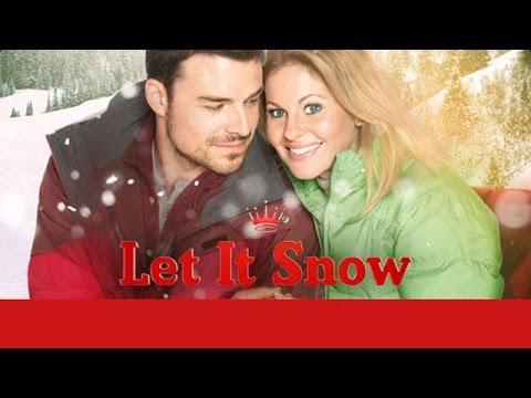 Hallmark Channel Let It Snow Youtube