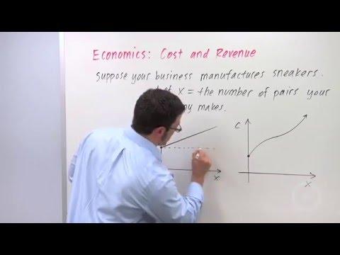 Economics: Cost & Revenue