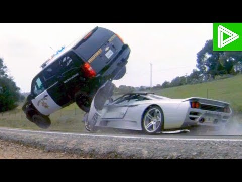 10 Police Chases You HAVE To SEE