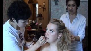Свадьба - Приготовление невесты