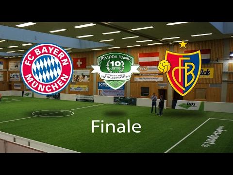 Spiel 46: Finale: FC Bayern München - FC Basel │U12 Hallenmasters TuS Traunreut 2017