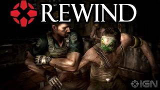IGN Rewind Theater - Resident Evil 6 Debut Trailer Analysis