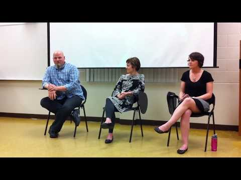 Q & A with Jerry Bennett, Lindi Collins, and Ali Crouch West