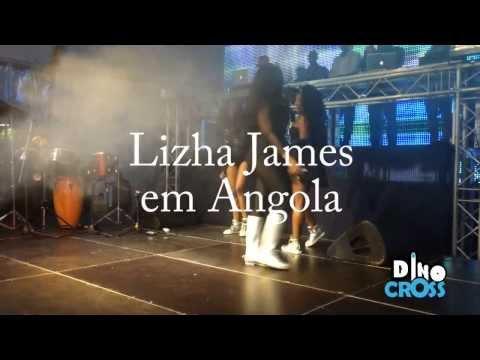 Lizha James - Quem Te Mandou (live Em Angola)