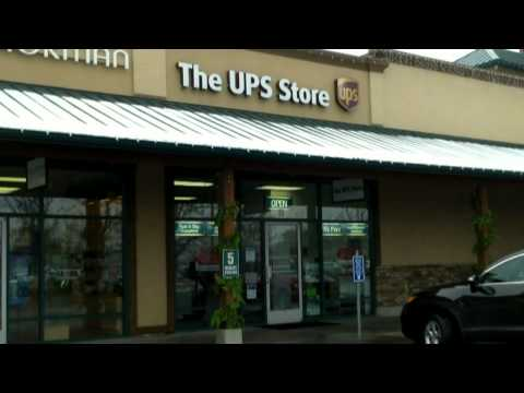 CCC  UNITED PARCEL SERVICE UPS STORE SERVES MEDFORD OREGON AREA