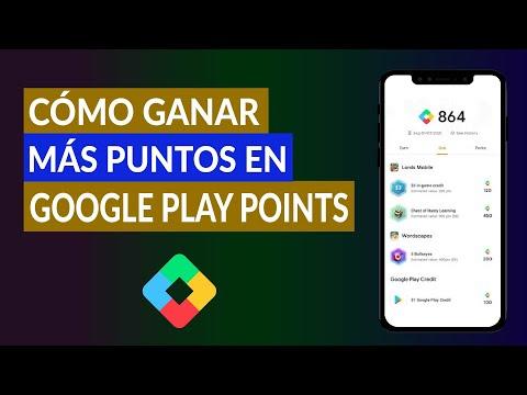 Cómo Ganar, Obtener y Hacer que te den más Puntos en Google Play Points Fácilmente
