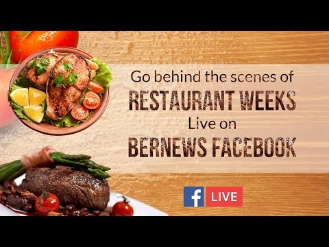 Watch Live Videos Featuring Restaurant Weeks, January 2017