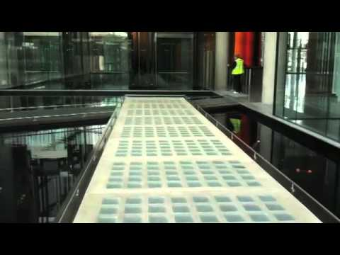 Glassblocks 003 Precast Glass Block Floor Panels Project