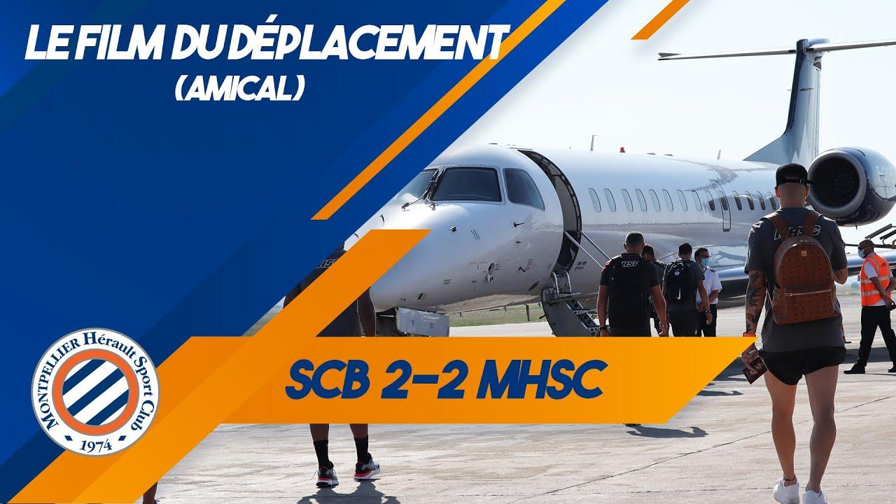 Le film du déplacement en Corse (SCB 2-2 MHSC)