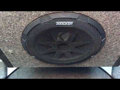 kicker bassstation 10 sub built in amp review kicker pt250 in a 2015 accord sport