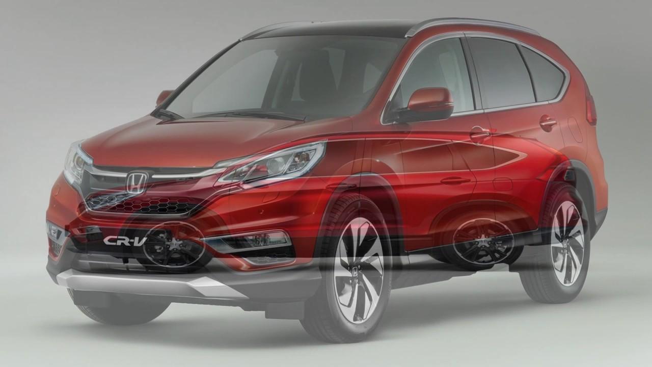2016 Honda Crv Hybrid Interior Exterior Performance Price And Release