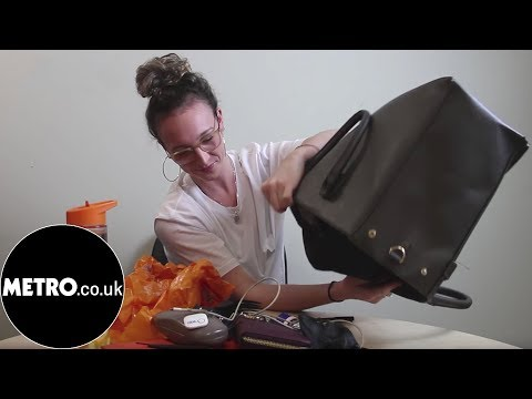 Weird stuff that women carry in their handbags | Metro.co.uk