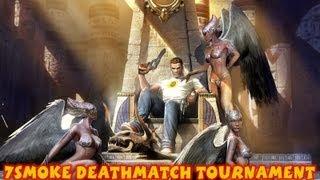 Serious Sam Hd: Deathmatch Tournament : Rottweiler Vs Kill Man Rus Game2