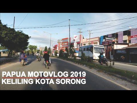 Sorong Motovlog 2019, Keliling Kota Sorong, Kota Terbesar di Papua Barat