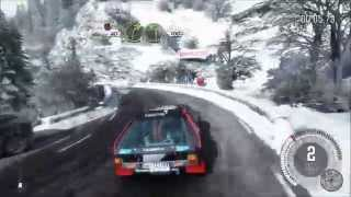 DiRT Rally - Lancia Delta S4 Gameplay (PC HD) [1080p]
