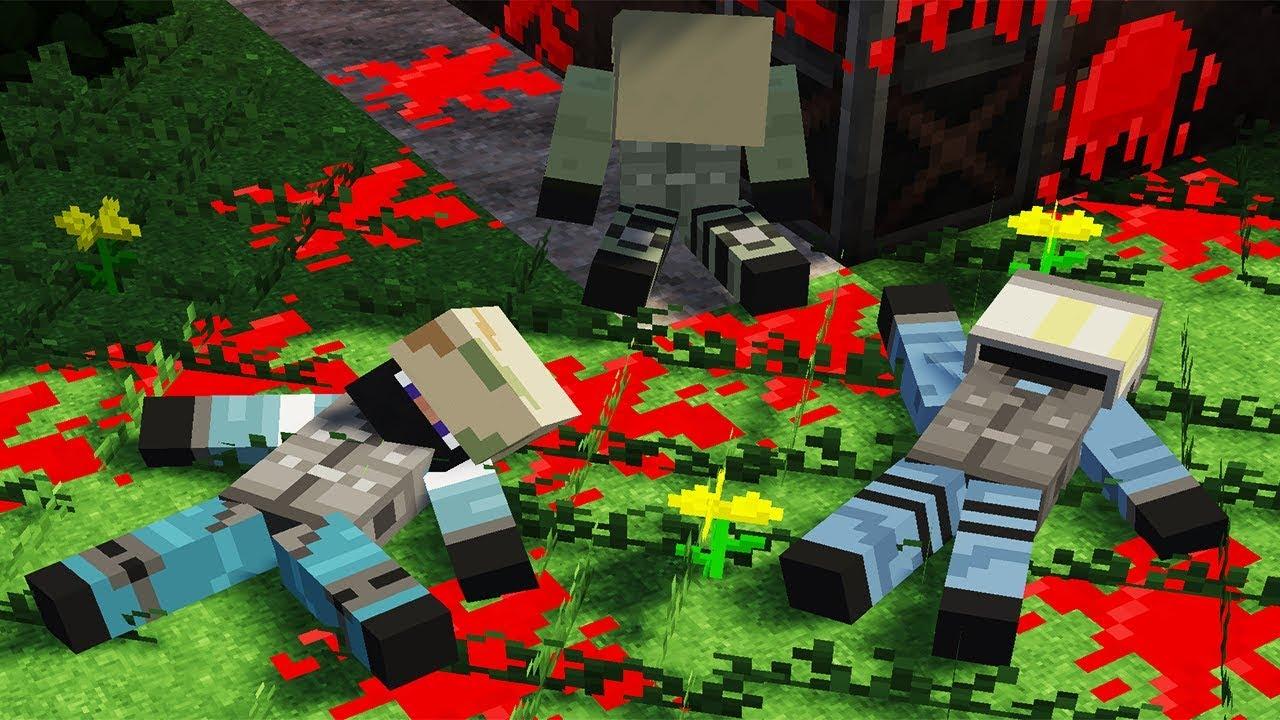 Майнкрафт: зомби апокалипсис - видео, карта и мод!