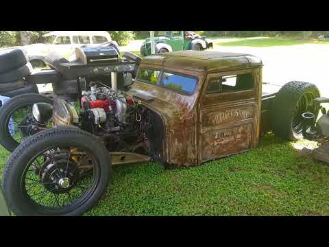 4 RATROD AIRRIDE SUSPENSION DESIGNS THAT WILL LAY BODY AND RIDE SMOOTH