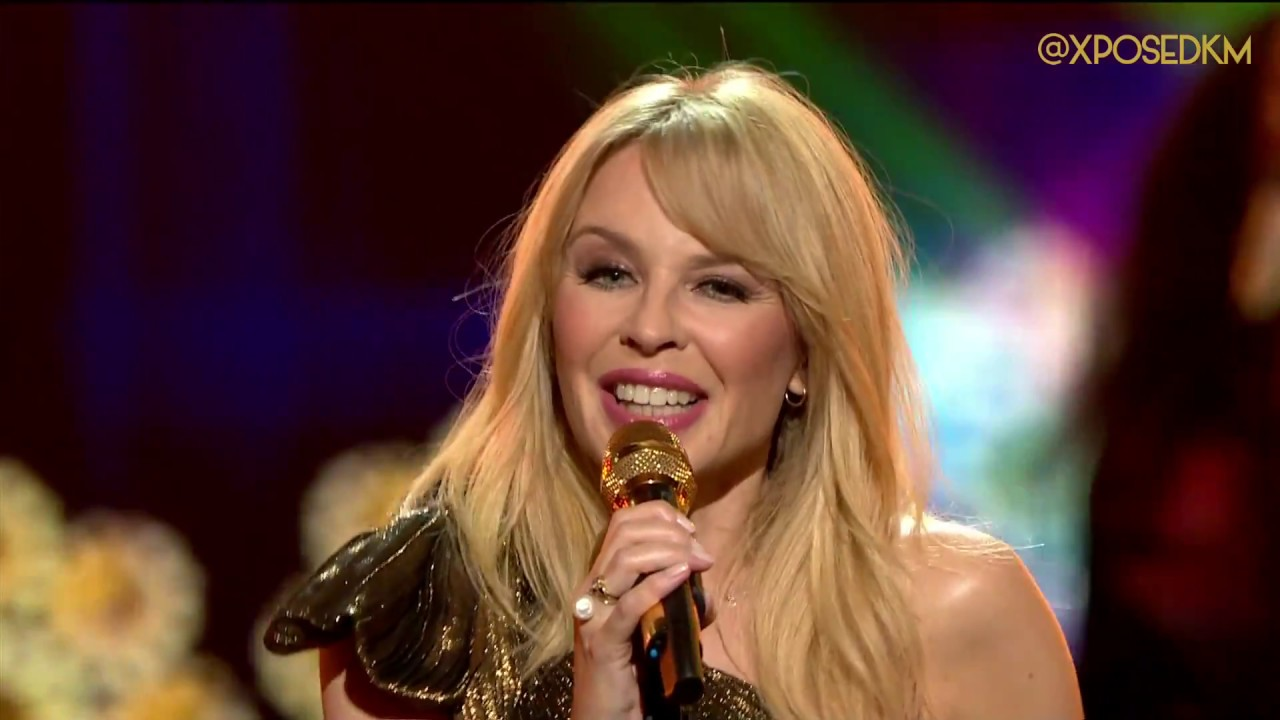 Kylie Minogue - Stop Me From Falling (Live The Queen's Birthday Party 2018)