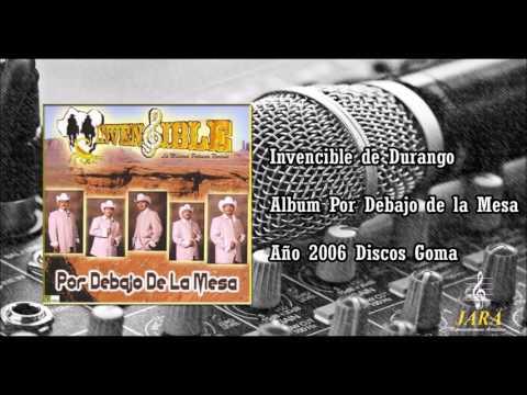 Invencible De Durango- Campanitas De Arrieta