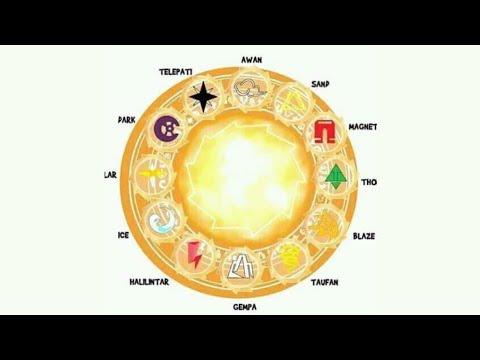 Boboiboy Galaxy:Kuasa & karakter elemen baru #2