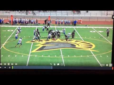 Santa Clara High School Football Highlights 2015-2016 Part 2