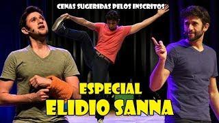 Especial ELIDIO SANNA - Momentos Marcantes