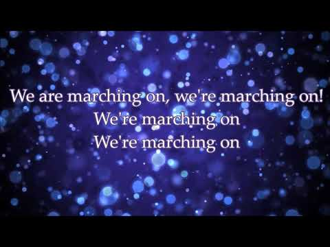 Rend Collective Marching On (Lyric Video)