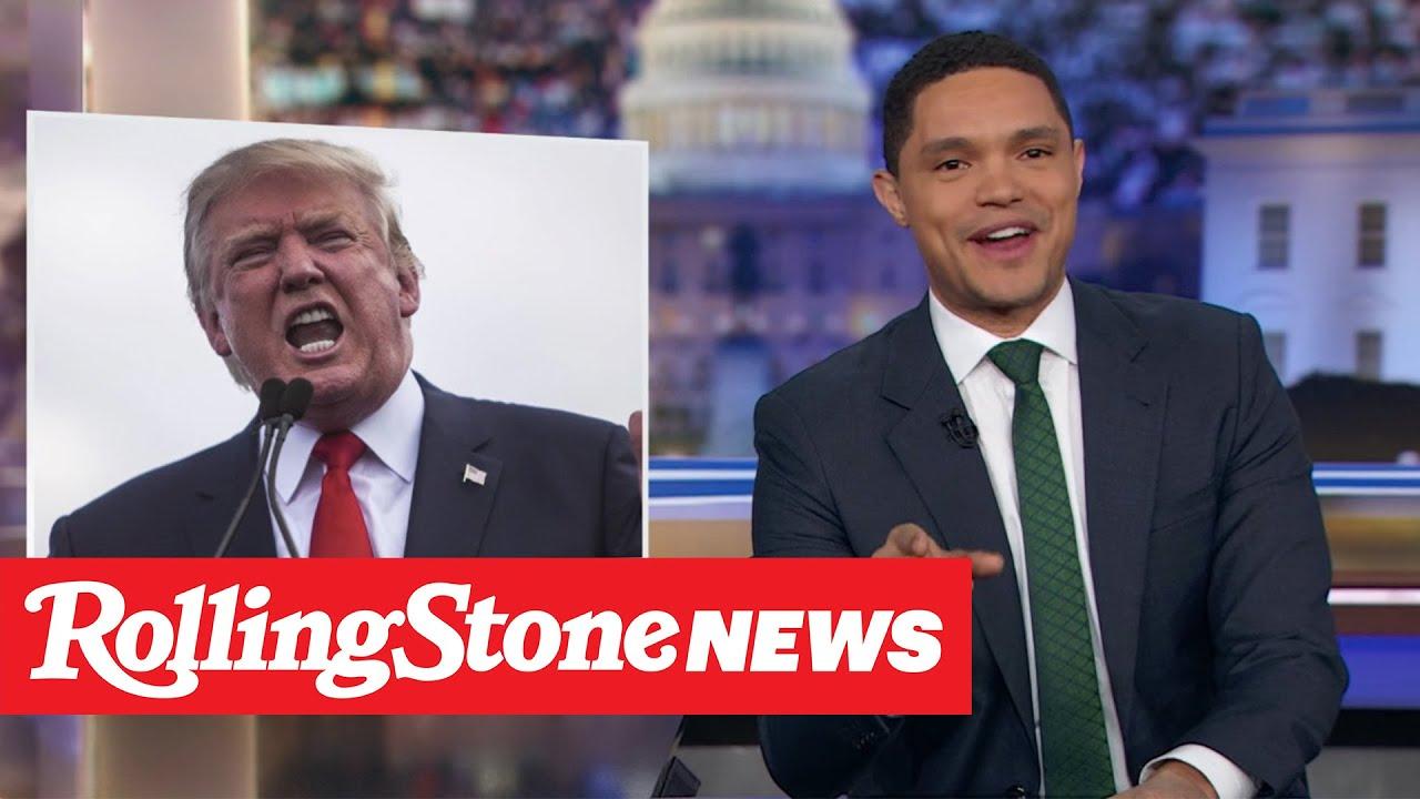 Trevor Noah Pokes Fun at Trump's Attempt to Troll Greta Thunberg   RS News 12/13/19
