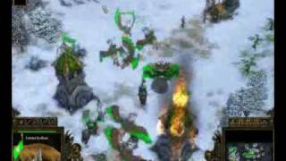 Spellforce 2 singleplayer gameplay