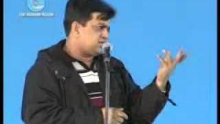 Repeat youtube video Vivek Shauq Ji's last spiritual speech