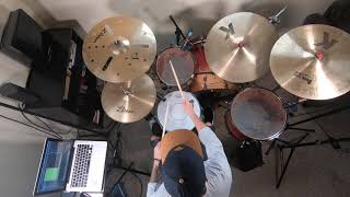 Cam - Till There's Nothing Left | Neal Yakopin Drum Cover