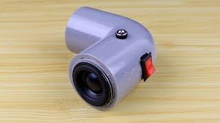 Cách Làm Loa Bluetooth Mini từ ống nhựa PVC