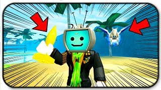 The Pegasus Pet And The Golden Nuke Are Overpowered - Roblox Treasure Hunt Simulator