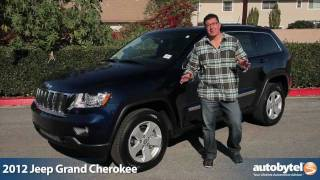 2012 Jeep Grand Cherokee Test Drive & SUV Review