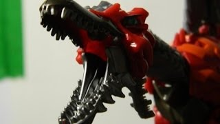 Transformers Age Of Extinction Scorn Stop Motion