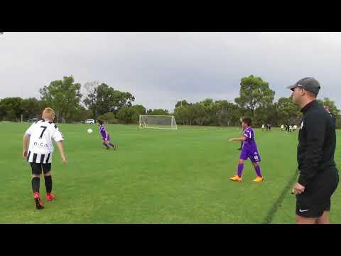 Mandurah City FC vs Perth Glory (NPL U13) Second Half