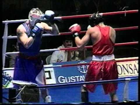 boxing tävling sverige finland i december