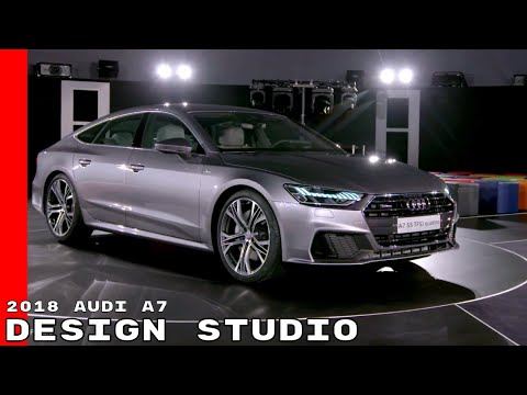 2018 Audi A7 Design Studio