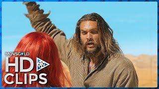 En el Desierto de Sahara - Aquaman (2018) Español Latino (6/11)