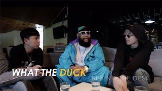 "Behind The Desk (Duck) - ฟักกลิ้ง ฮีโร่ Ft. LAZYLOXY & OG-ANIC (Prod. By NINO) ""มีแค่เรา"""