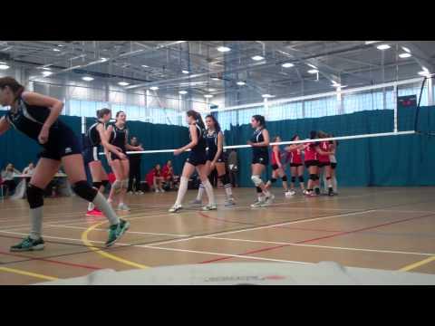 4 Uni of Essex Women v UCD Student Cup Quarter Finals 2014-15 HD