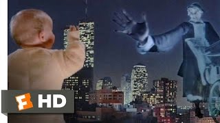 Ghostbusters 2 (7/8) Movie CLIP - Snatching Oscar (1989) HD