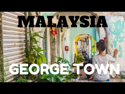 Magical Malaysia: The Wonders Of Georgetown & Penang Island