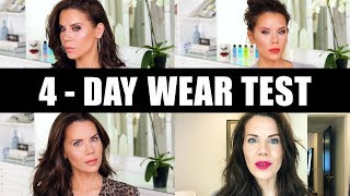 I TESTED a NEW Foundation for 4 Days .... see WHAT HAPPENED!