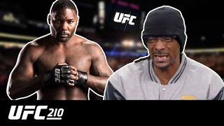 Snoop Dogg on UFC 210 – Anthony Johnson