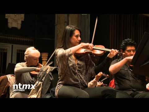 Mujeres con oficio: Violinista